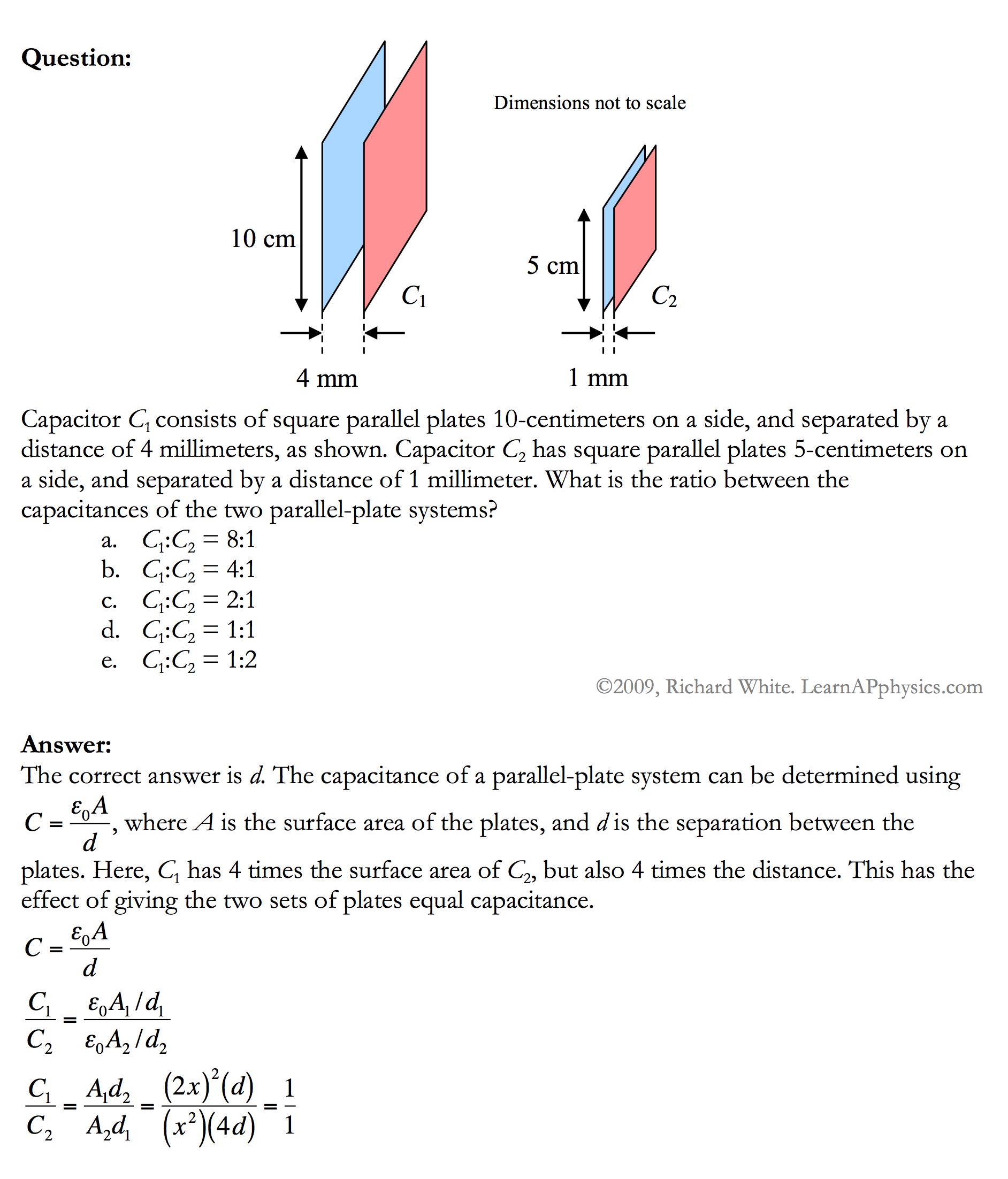 Learn ap physics b questions