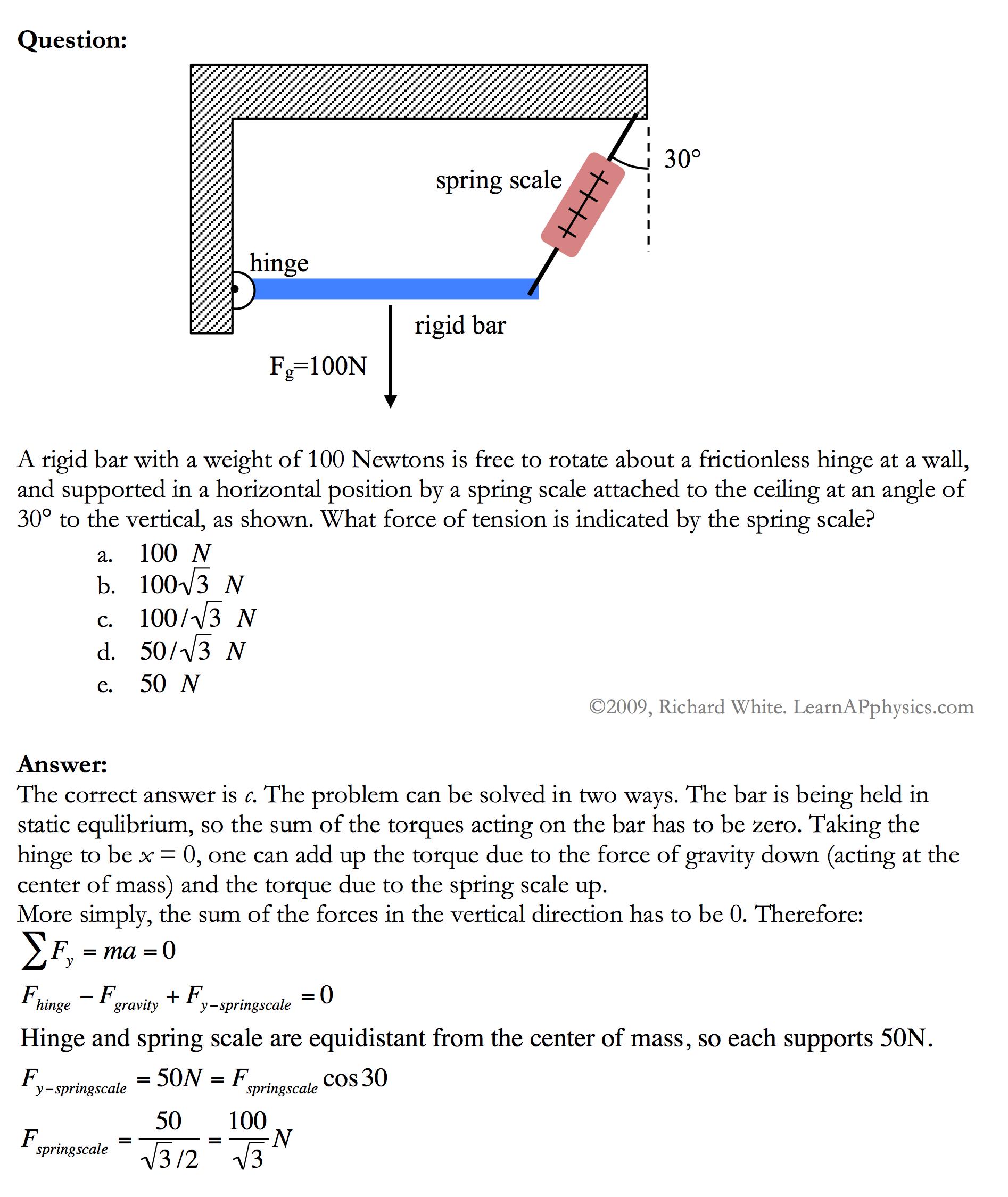 Learn AP Physics - AP Physics 1 & 2 - Circular Motion