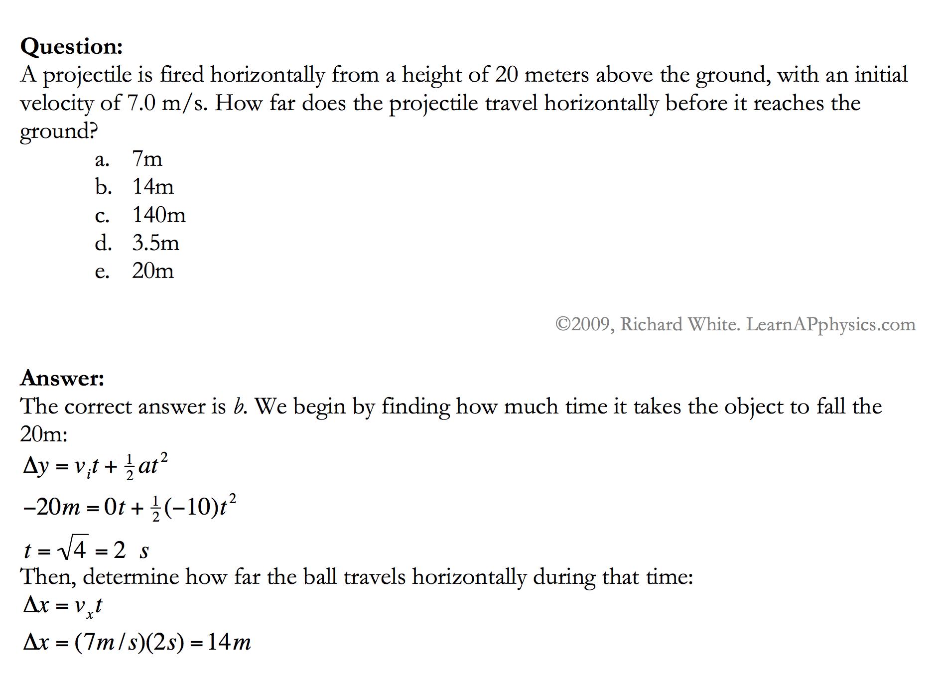 Learn Ap Physics Ap Physics 1 2 Kinematics